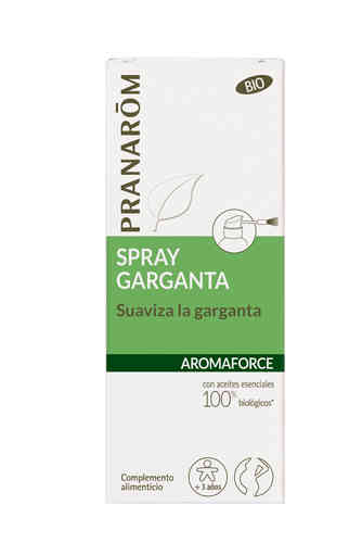 Aromaforce Spray Garganta