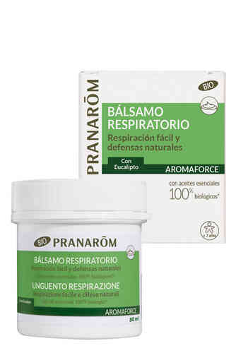 Aromaforce  Balsamo Respiratorio