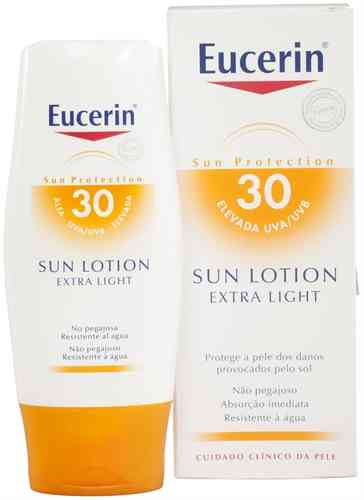 Eucerin Sun Loción Extra Light FPS 30