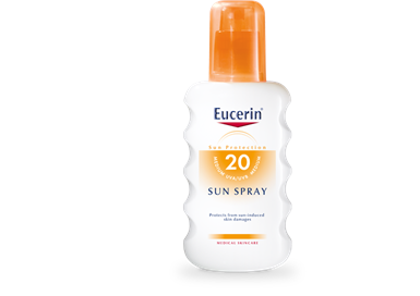 Eucerin Sun Spray SPF 20