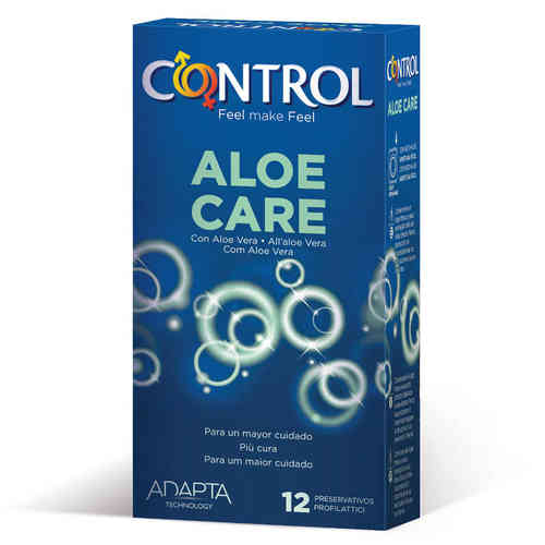 Control Aloe Care 12 uds.