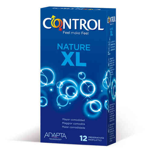 Control Nature XL 12 uds + 2 Finíssimo XL