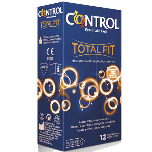 Control Total Fit 12 uds.