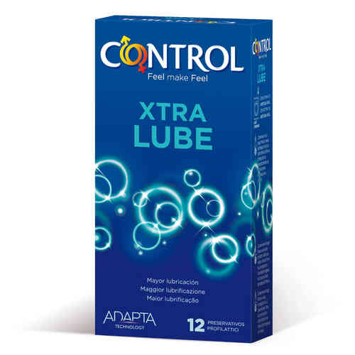 Control Xtra Lube 12 uds.
