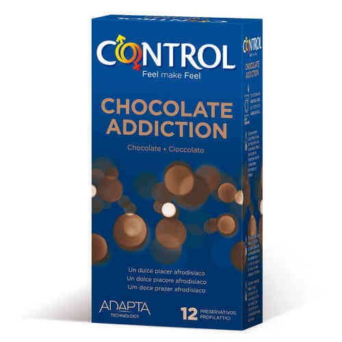 Control Chocolate Adiction 12 uds.