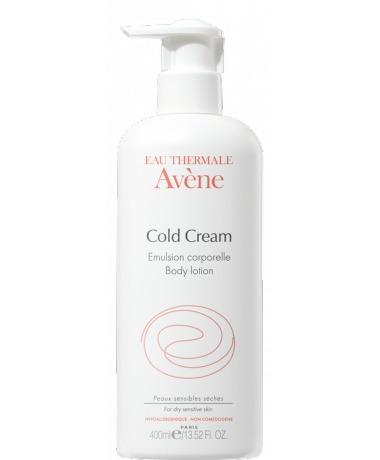 Avéne Emulsión Corporal ColdCream 400ml