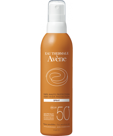 Avéne Eau Thermale Spray 50+ 200ml
