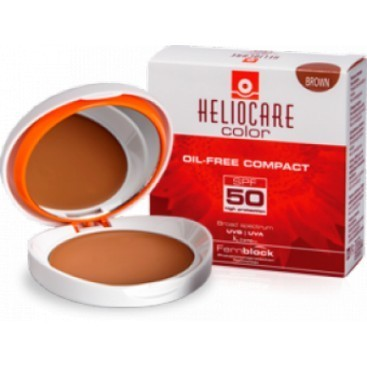 Heliocare Compact Light SPF50 Oil-Free